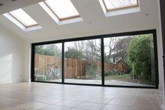 Kitchen extension side return gallery | Simply Extend