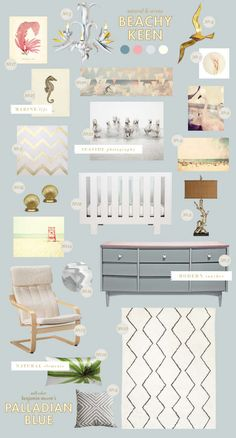 be achy keen... love the Ikea Poang chair for nursery... site has a lot of product links (laybabylay.com)