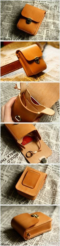 Monkey handmade leather