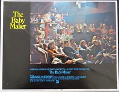 Tish Gray had a baby and gave it up for adoption. She is contacted by a second childless couple who want her to have the husband's baby because of the wife's inability to have children Stars: Barbara Hershey Barbara Hershey, Baby Maker, Sale Poster, Film Posters, Presents, The Originals, Concert, Children, Shop