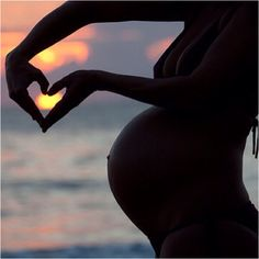 Pregnancy... this would be pretty to take in Lake Tahoe