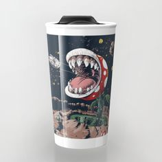 The Plumber Strikes Back Travel Mug