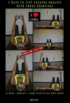 http://www.gymra.com/blog/2-ways-to-lift-sagging-breasts-with-chest-exercises/ - 2 Ways to Lift Sagging Breasts With Chest Exercises