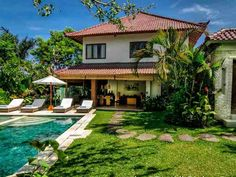 Hevea Villas  Seminyak Bali is suitable Villas for a long term stay for leisure travelers, businessmen and a family. Don't miss it. Whatever your reason for visiting Bali, Hevea Villas Seminyak is an excellent place for you who want to get the sense of convenient and memorable stay.  Hevea Villas  address is at Jalan Laksamana, Gang Nyuh Gading No. 14, Seminyak, Bali, Indonesia 80361.