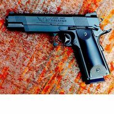 Jesse James Firearms Unlimited's Cisco 1911  .45