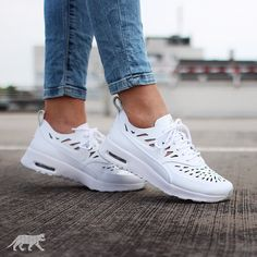 Nike Air Max Tasses En Étain Thea Joli