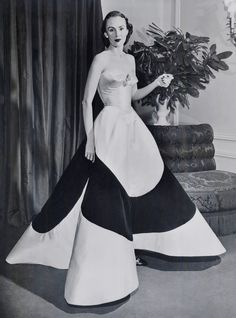 Charles James: Beyond Fashion. You simply must go.