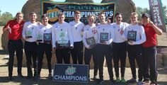 Flagler Claims PBC Men's Cross Country Championship