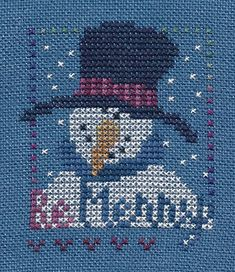 Garden Grumbles and Cross Stitch Fumbles: Merry Christmas - Be Merry!