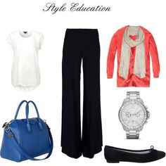 Style for Teaching, created by catherine-lemieux on Polyvore