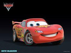 Rayo McQueen, todo un genio de las carreras en CARS