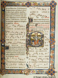 Trinity: Mercy Seat | Missal | England, perhaps Cambridge | ca. 1320 | The Morgan Library & Museum