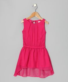 http://www.zulily.com/invite/vhanson979Take a look at this Hot Pink Kimora Dress - Toddler & Girls by KandyCrew on #zulily today!