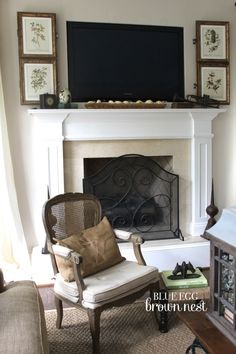 How To Hide A Tv. I Love The Idea. Living Room ...