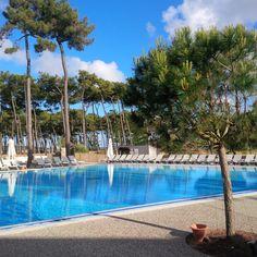 Poolside, Palmyre Les Mathes, France