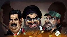 Los grupos extremistas del Líbano y de Colombia actúan en América Latina bajo la protección del régimen venezolano. Hugo Chávez y la sombra de Irán