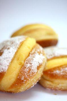 portuguese doughnuts (bolas de berlim) #portuguese #bolasdeberlim Take me home.