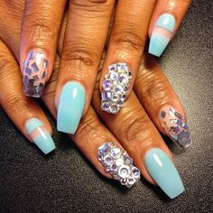 Nails by: TheNailsQueen .I