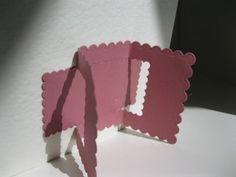 Creating Card Stands Tutorial
