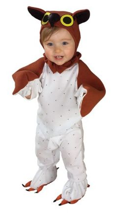 owl costumes for babies - Baby Owl Halloween Costumes