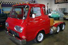 1964 Ford Econoline Custom Semi Truck