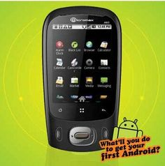 Micro max Mobiles With Android OS