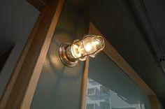 門灯のマリンランプ Wall Lights, Sconces, Candle Lanterns, Lamp, Folding Furniture, Lanterns, Lamp Light, Lights, Light