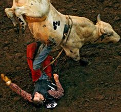 Terrifying Moments of Rodeo