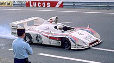 LM - Porsche (Barth / Haywood / Ickx) > (for 11 laps) Le Mans Series, Porsche Motorsport, Classic Race Cars, Martini Racing, F1 Racing, World Championship, Courses, Fast Cars, Sport Cars