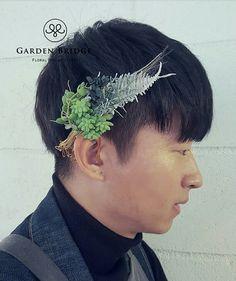 Hair deco flower GardenBridge academy seoul korea
