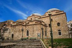 Alaca Imaret Thessaloniki, Mansions, History, House Styles, Home Decor, Historia, Decoration Home, Manor Houses, Room Decor