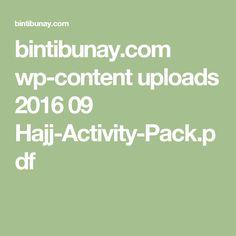 bintibunay.com wp-content uploads 2016 09 Hajj-Activity-Pack.pdf