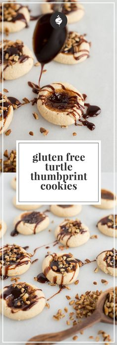 Looking for a healthier cookie recipe? Look no further than these thumbprint cookies that are gluten-free and paleo. Click to find out more!