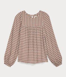 LOFT blouse Business Attire, Winter Wear, My Wardrobe, Nice Tops, Bell Sleeve Top, Stylish, My Style, Blouse, Loft