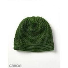 Easy Street Hat - Patterns | Yarnspirations
