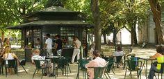 Onde ficam os quiosques de Lisboa?   Onde Lisboa
