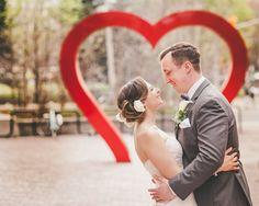 Wedding reception venue in Distillery district. Weddings in downtown toronto, downtown toronto rustic venues,