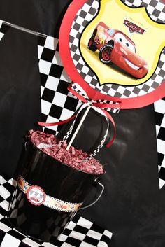 "Photo 31 of 72: Cars / Birthday ""Ethan's Lightning McQueen 3rd Birthday """