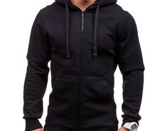01c91902391 Promo Offer Plus Size Men Hoodies Jacket Winter Spring Drawstring Zipper  Hooded Sweatshirt Top Male Long
