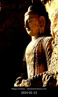 Reclining Buddha In The Dunhuang Mogao Caves 鄒的旋律 Tsou