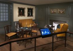 early american interiors - Google Search