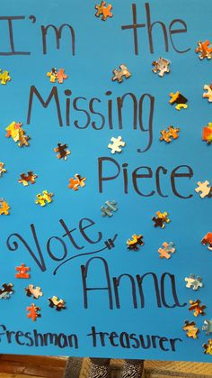 Student council posters More