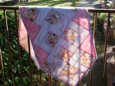 Pretty cupcakes table runner by NannyGrans on Etsy