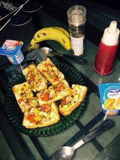 Bhakti Diaries Garlic cheese bread - Amul butter  Easy bread recipe