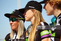 Sara Mustonen of Sweden and Team Liv-Plantur attends stage one of the 2016 Ladies Tour of Qatar from Katara Cultural Village to Qatar University on February 2, 2016 in Doha, Qatar. The stage will also serve as the test event for Doha 2016 World Road Race Championships in October.