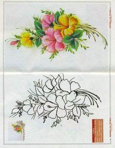 Pintura em Tecido Mini1 - Rosana Carvalho - Álbumes web de Picasa