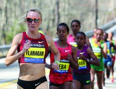Quick Chat With Shalane Flanagan On Missing Boston And What's Ahead