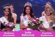 Miss Russia 2015 Winners