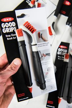 Get a free OXO Good Grips sample to add to your kitchen gadgets collection! Organizing, Organization, Free Stuff By Mail, Hobbies And Interests, Money Savers, Shower Doors, Good Grips, Free Samples, Deep Cleaning
