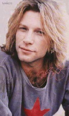 Jon Bon Jovi circa 1994